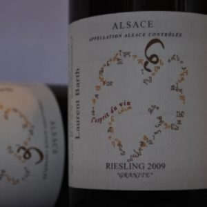 Barth-Riesling Granite 2009