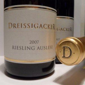 Dreissigacker-Riesling-Auslese-2007