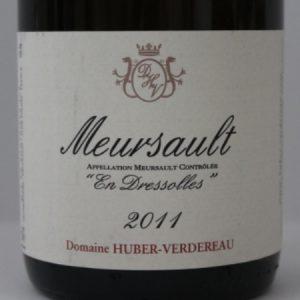 Huber-Verdereau-Meursault-2011