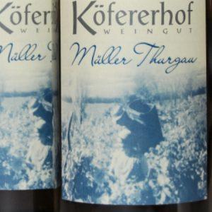 Kofererhof-Muller-Thurgau