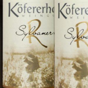 Kofererhof-Sylvaner-R