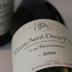Magnien-2010-Morey-St-Denis-Faconnieres